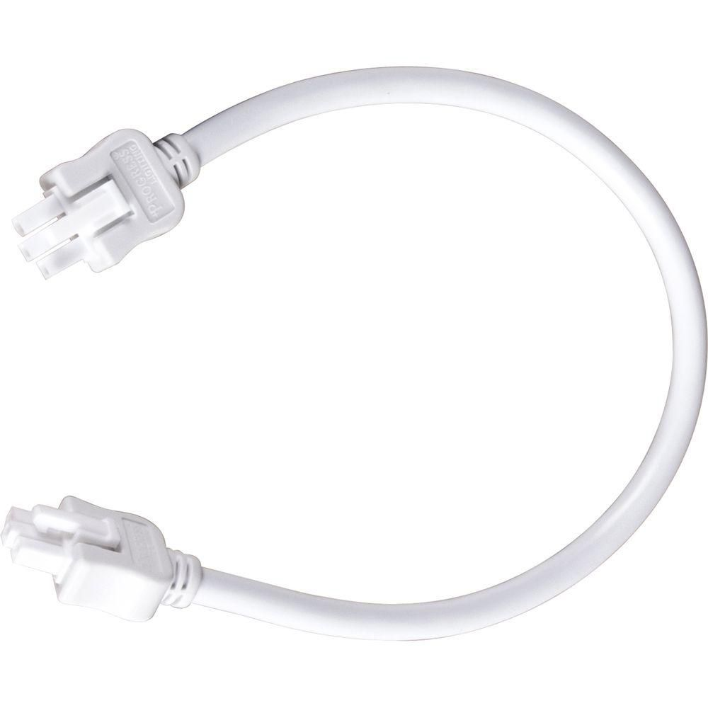 Hide-A-Lite III White 12 In. Linking Cable
