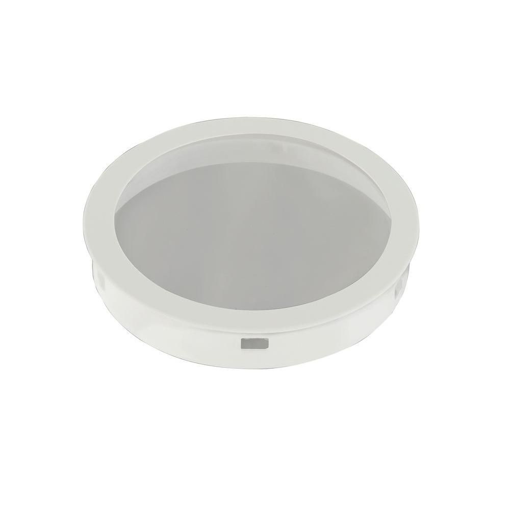 White Lens Accessory for Cylinder Lantern