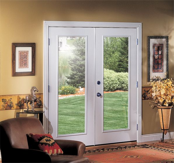 72-inch 1-Lite Righthand Inswing French Patio Door with Vinyl Clad Jamb