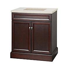 foremost international teagen ensemble de meuble lavabo de 30 po home depot canada. Black Bedroom Furniture Sets. Home Design Ideas