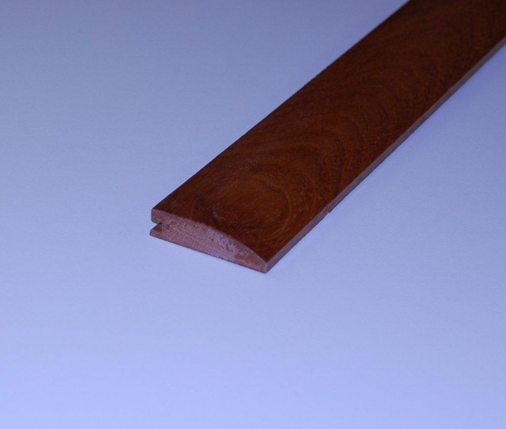 Jatoba 1/2Inch Thick Reducer - 78 Inch Lengths