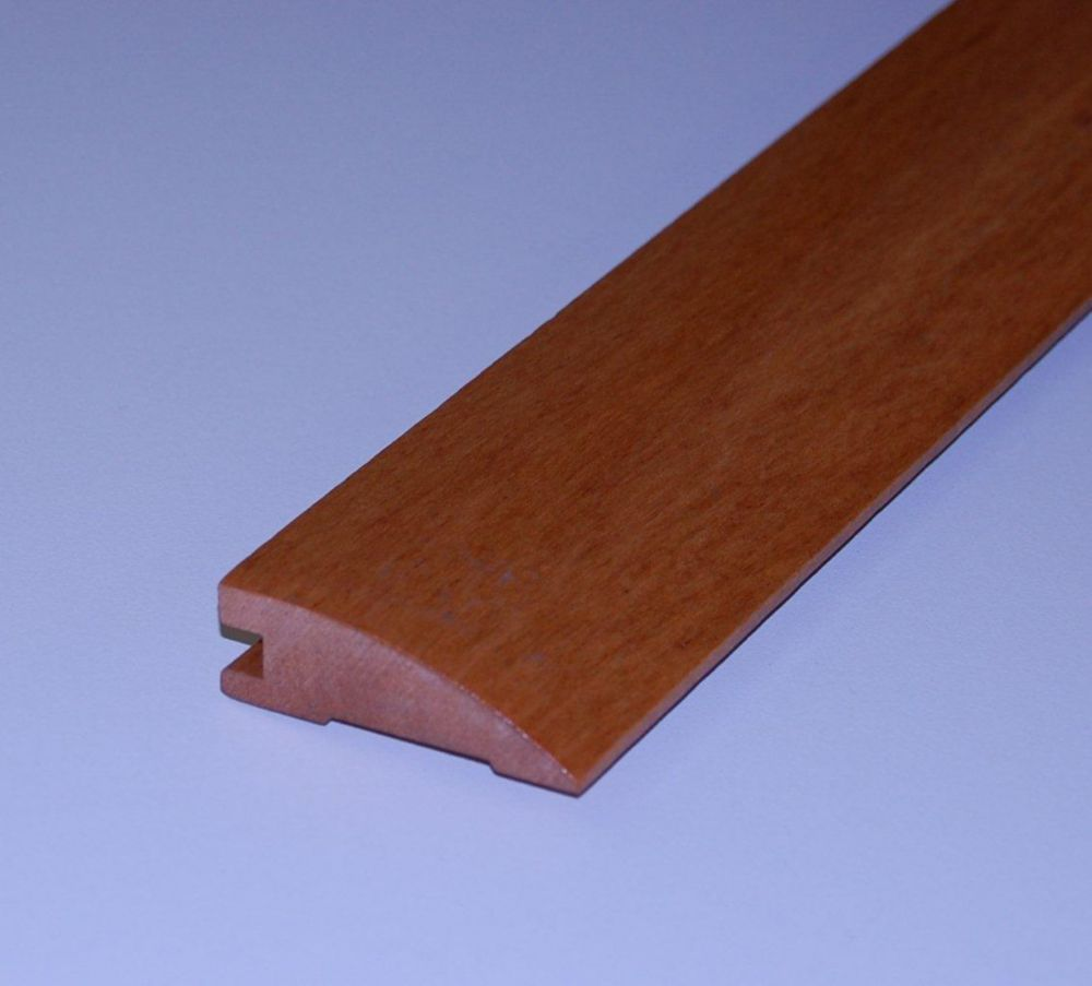 Tigerwood 1/2Inch Thick Reducer - 78 Inch Lengths