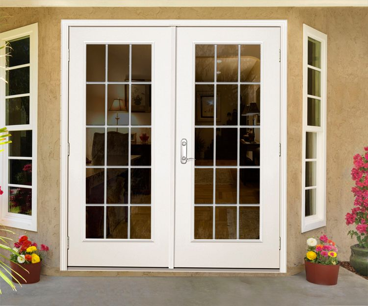 60-inch 15-Light Argon-Filled Righthand Outswing Garden Door