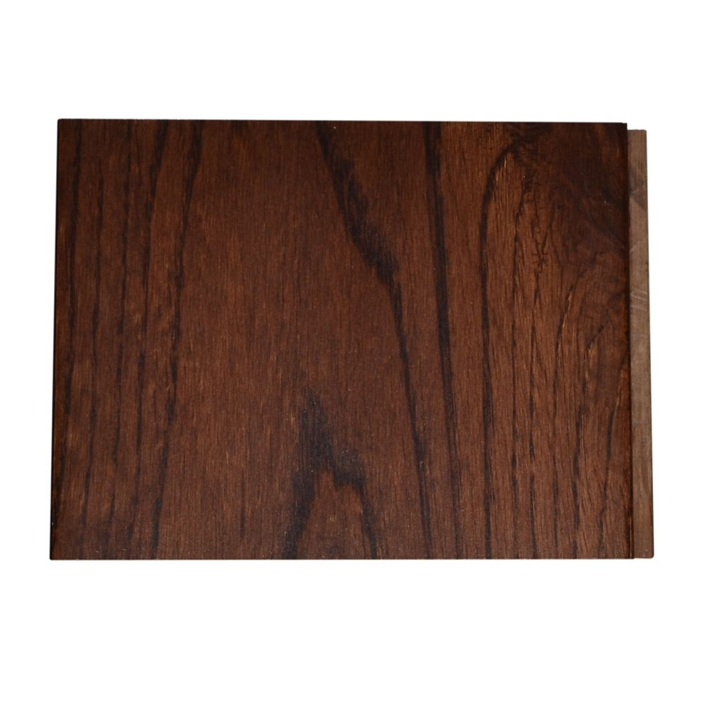 Goodfellow Handscraped Oak Chest 4-inch x 4-inch Hardwood Flooring Sample
