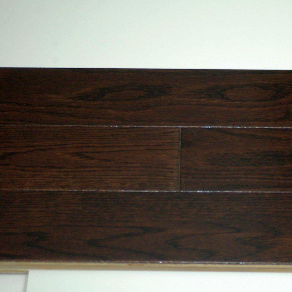 Truffle Oak 3/4-inch Thick x 3 1/2-inch W Engineered Hardwood Flooring (14 sq. ft. / case)
