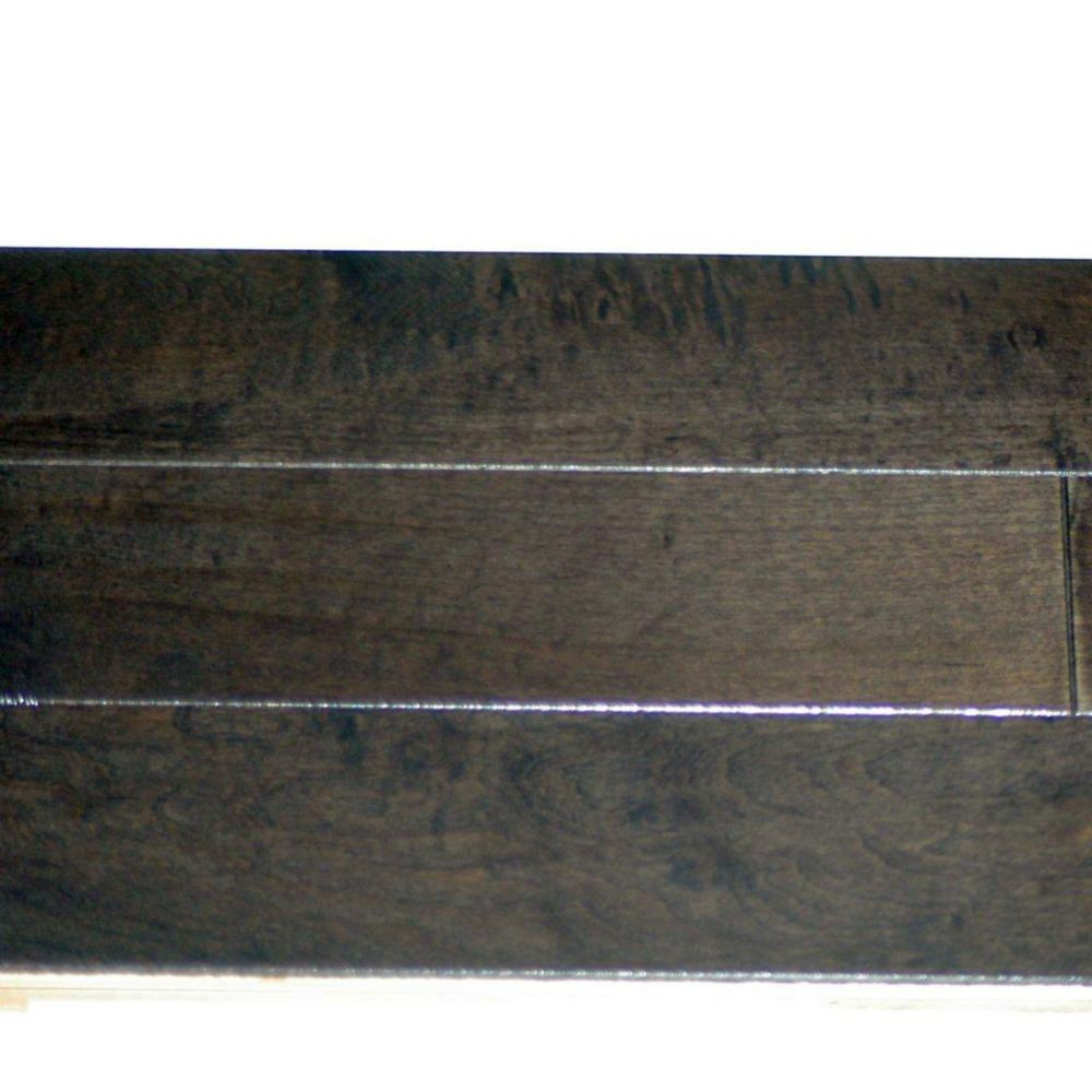 Charcoal Maple 3/4-inch Thick x 3 1/2-inch W Engineered Hardwood Flooring (14 sq. ft. / case)