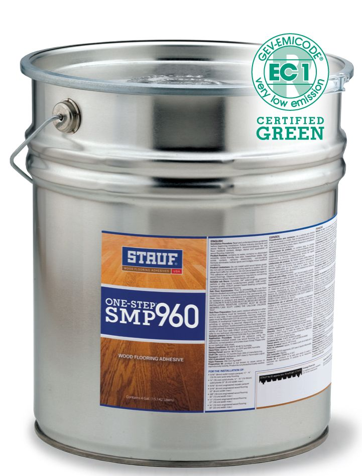 Flooring Adhesive Stauf SMP 960 Acoustical Adhesive - 3 Gallon Pail