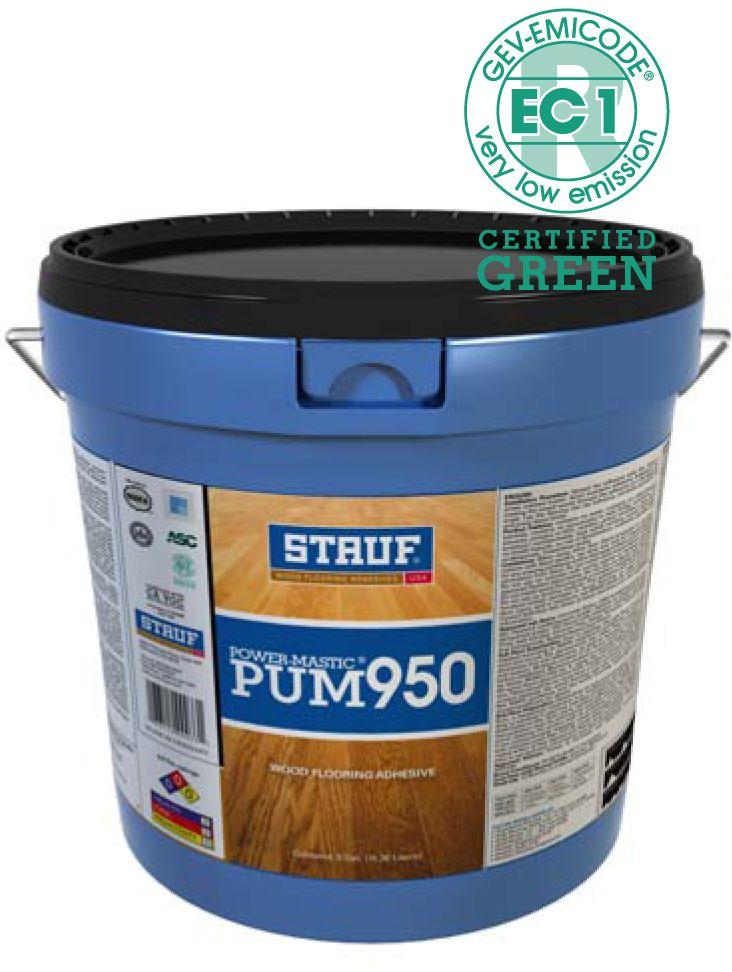 Adhésif Revêtement Stauf 950 PUM adhésif à l'uréthane - 3 Gallon Pail