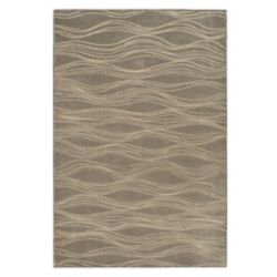 Orian Rugs Louvre Brown 5 ft. 3-inch x 7 ft. 6-inch Rectangular Area Rug