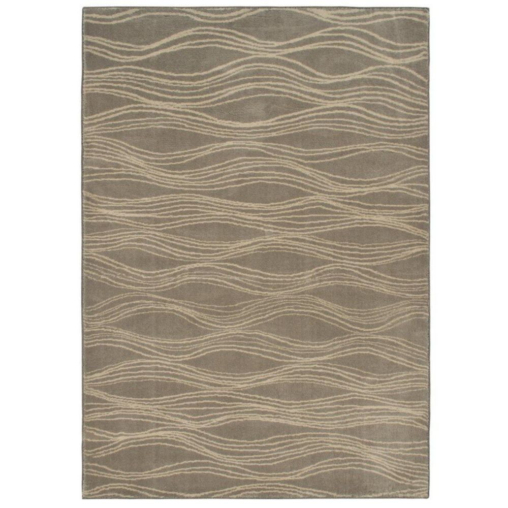 Louvre Light Taupe 7 Feet 10 Inch x 10 Feet 10 Inch Area Rug