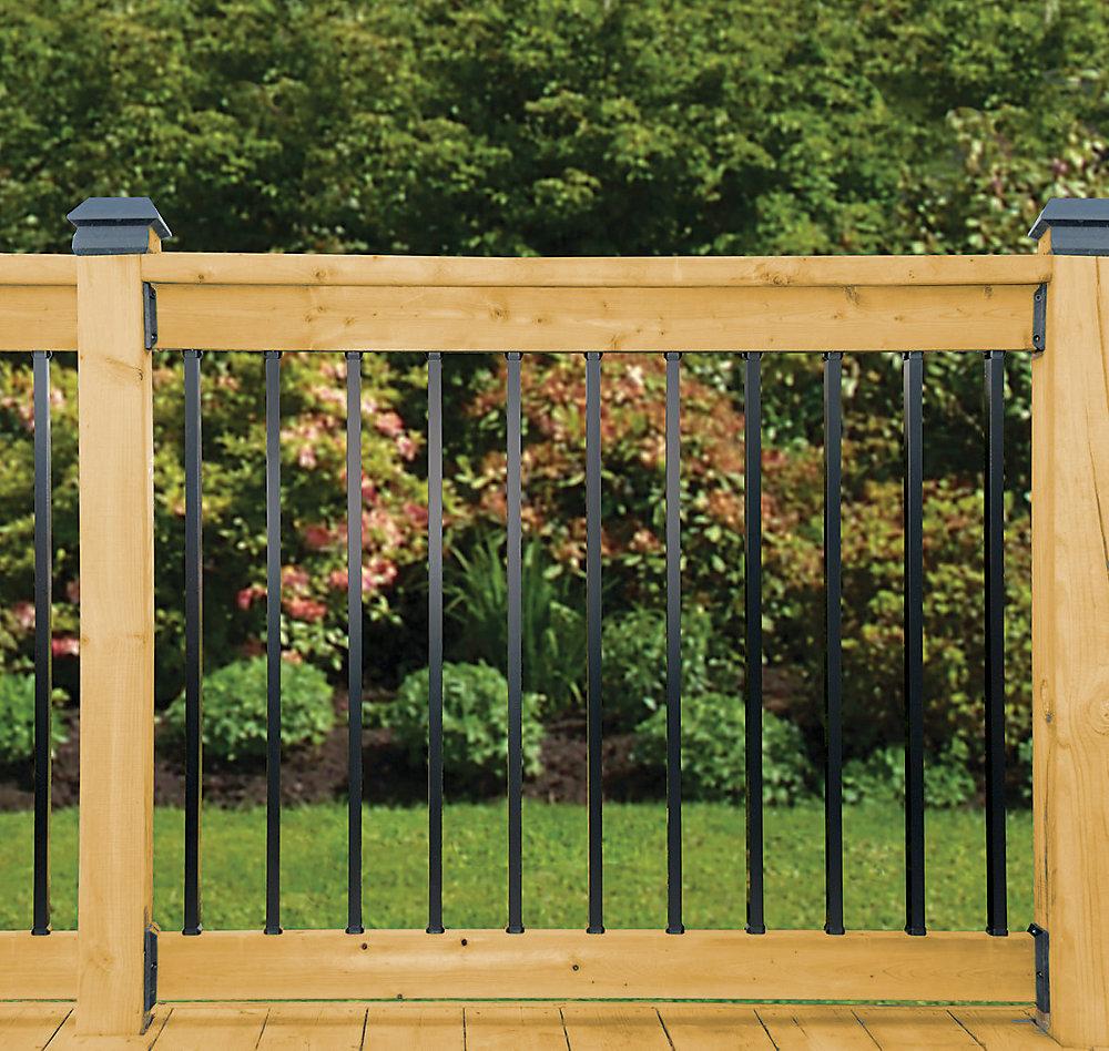 Veranda railing installation guide