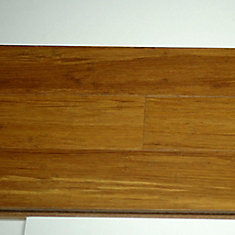 Ultimate Bamboo Coffee 12mm Thick x 3 3/4-inch W Engineered Hardwood Flooring (25.2 sq. ft. / case)