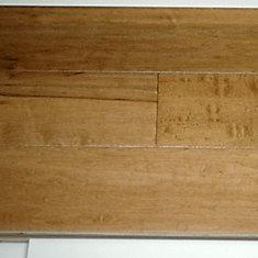 Plancher, bois d'ingénierie, 3/4 po x 5 po, Antique Érable, 12,96 pi2/boîte