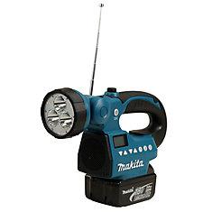 18V LED Flashlight/Radio (Tool Only)