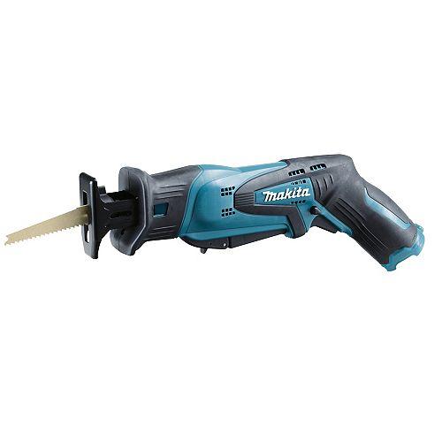 MAKITA 12V Cordless Reciprocating Saw (Tool Only)