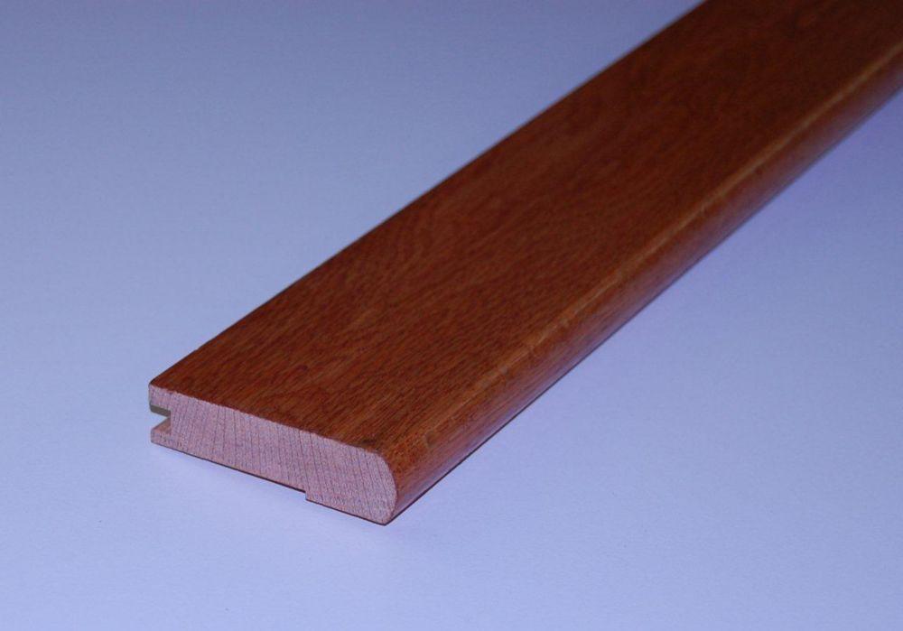 Oak Sienna Stair Nosing - 78 Inch Lengths
