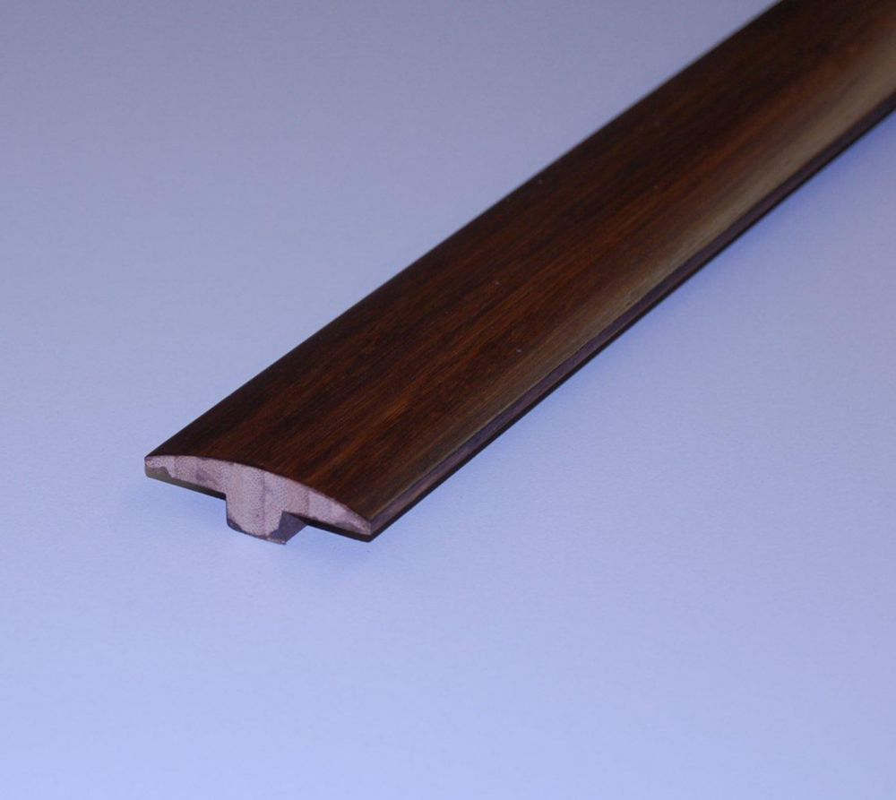 Bamboo Misto Overlap T-Mould - 78 Inch Lengths