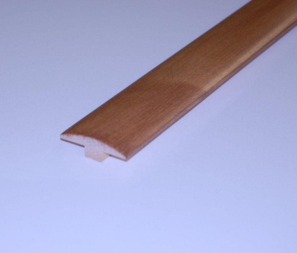 Maple Antique Handscraped T-Mould - 78 Inch Lengths