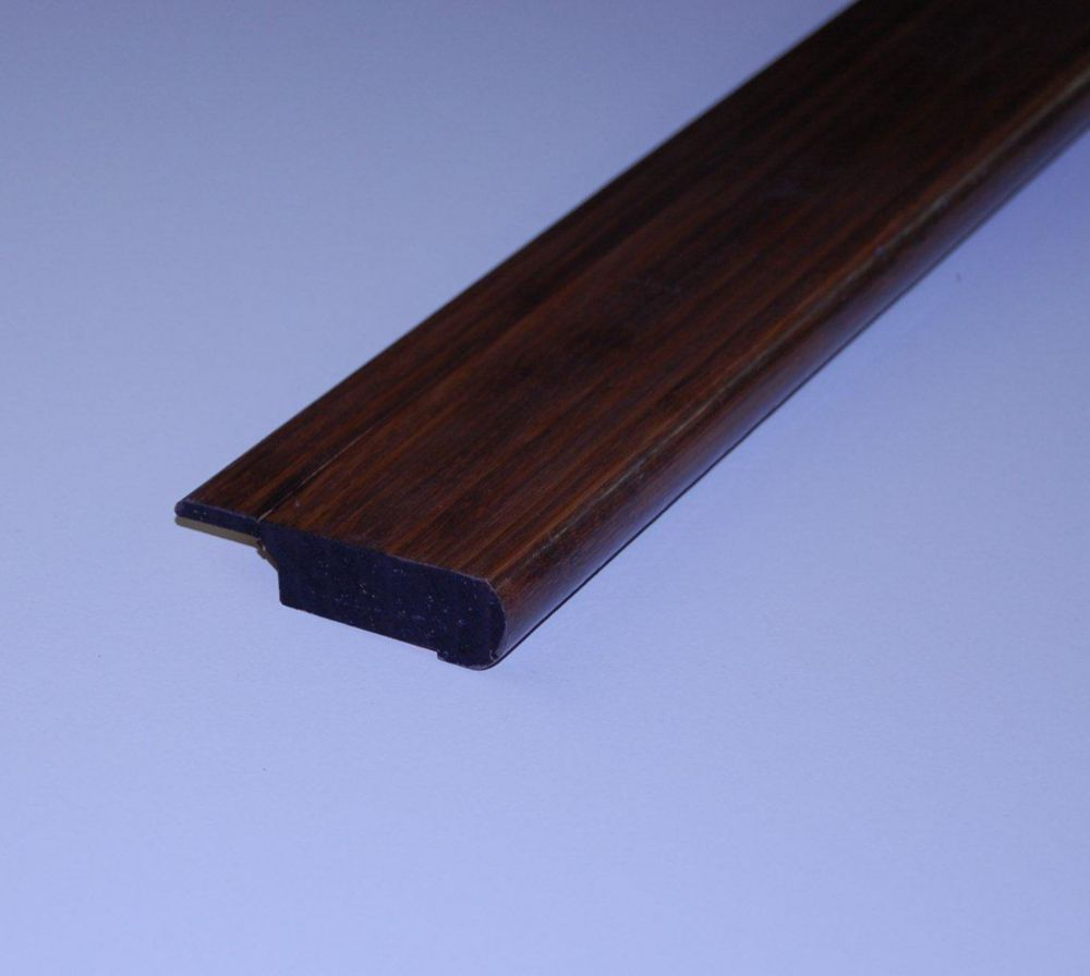 Bamboo Misto Overlap Stair Nosing - 78 Inch Lengths