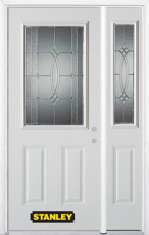 Stanley Doors 4825 Inch X 82375 Inch Diamanti Zinc 12 Lite 2