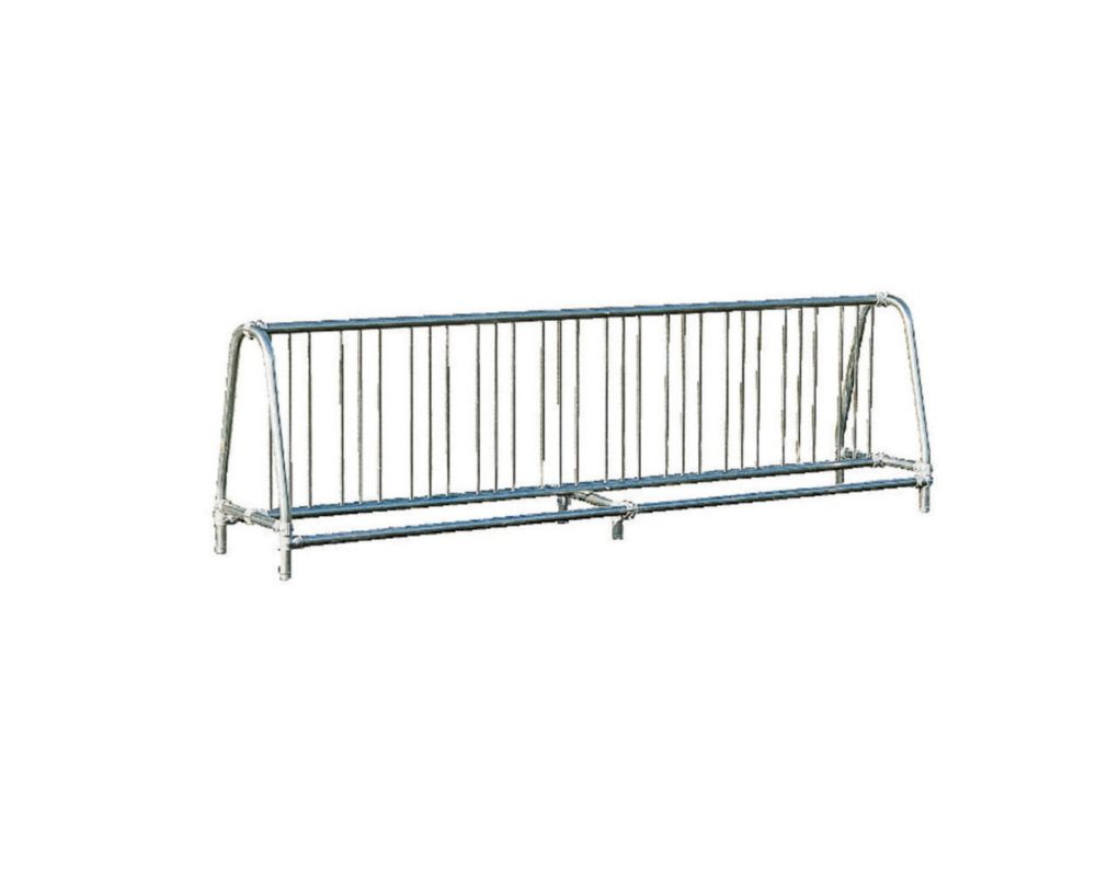 10 ft Double Sided Bike Rack