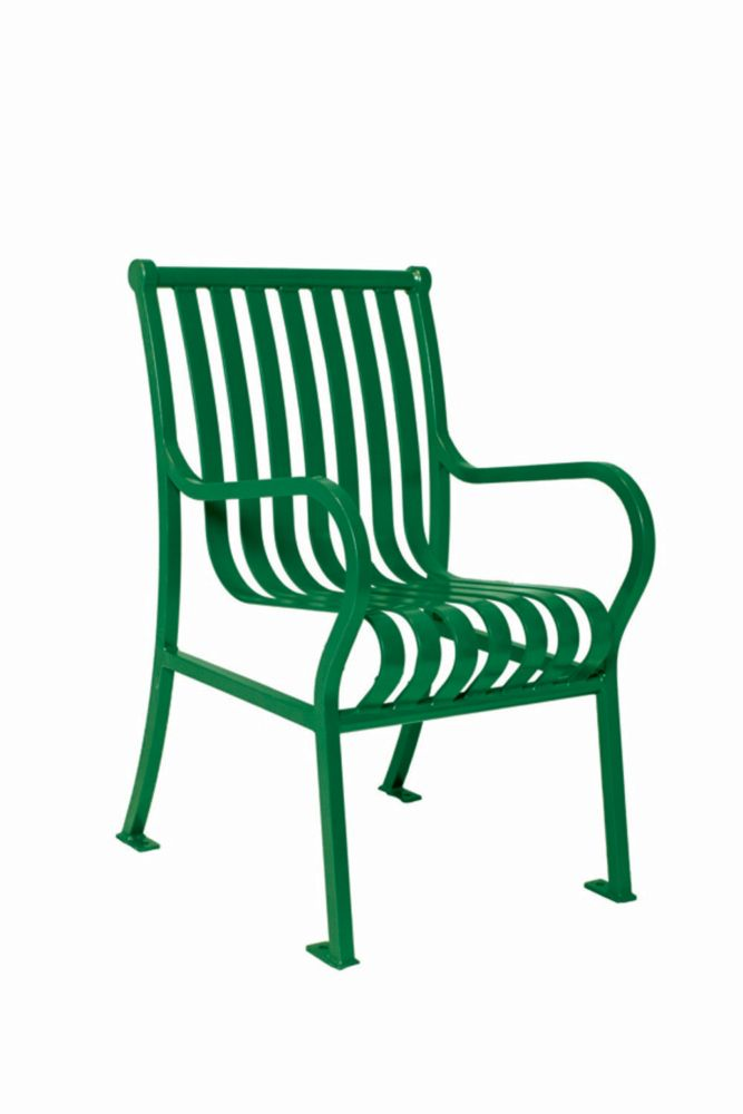 Commercial Hamilton Patio Chair- Green PG91-S2 Canada Discount