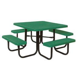 UltraSite Table carré de 46po- Vert