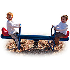 Spring See Saw Bouncer