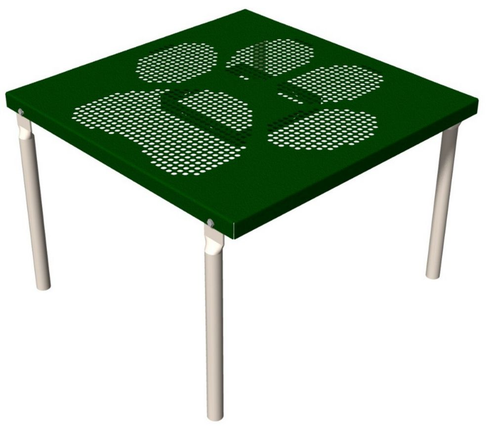 Table de repos Paws Table - Couleurs naturelles