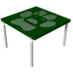 Bark Park Paws Table Obstacle in Natural