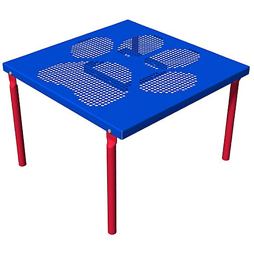 Paws Table Obstacle in Playful