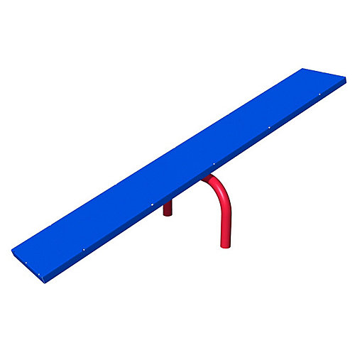 Teeter Totter Obstacle in Playful