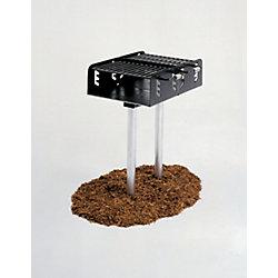 UltraSite Barbecue au charbon de bois