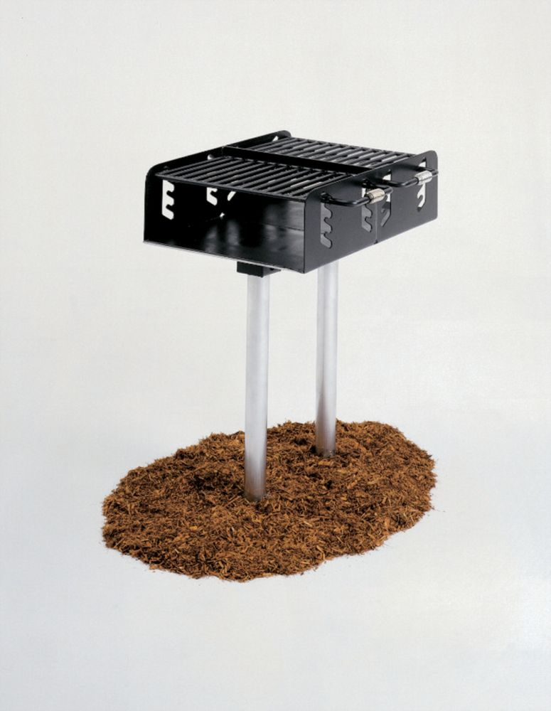 Commercial Dual Grate Grill