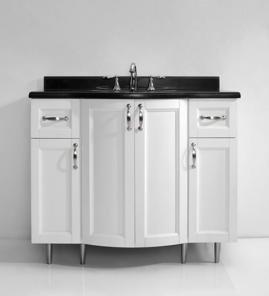 42 inch grove vanity Home decorators bathroom vanity