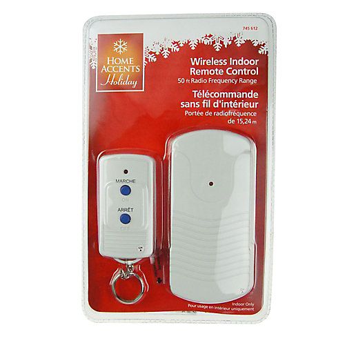 Wireless Indoor Remote Control