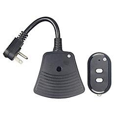 Interrupteur de télécommande sans fil d'intérieur / extérieur