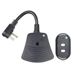 Defiant Wireless Indoor/Outdoor Remote Control Switch