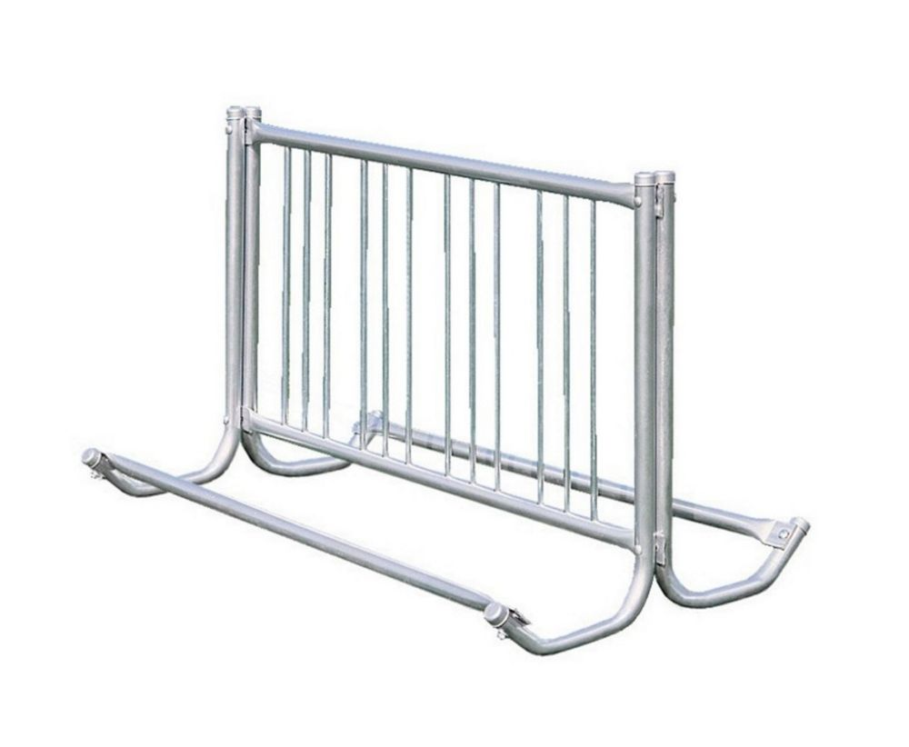 5 ft Double Sided Bike Rack