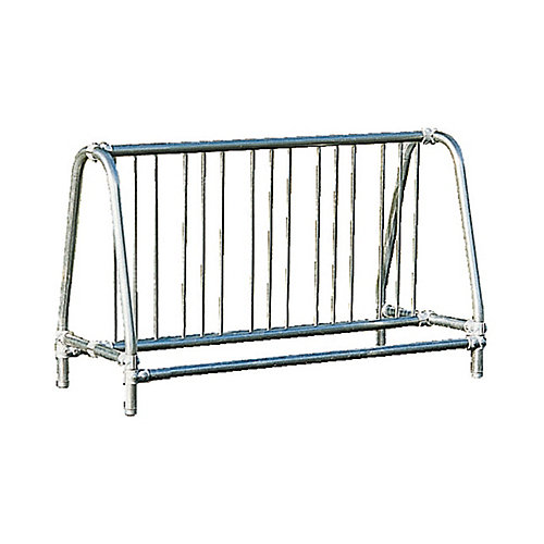 5 ft. Double-Sided Bike Rack