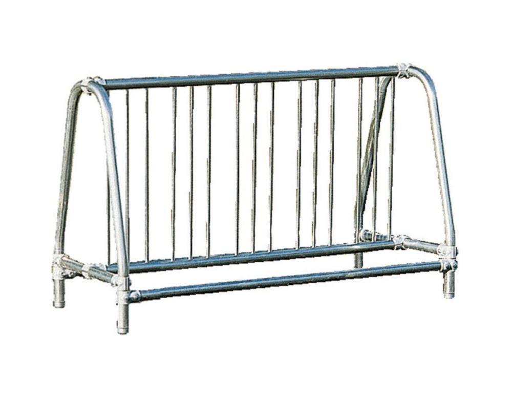 5 ft Double Sided Bike Rack