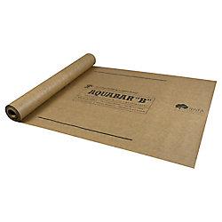 "Fortifiber 3 ft. x 167 ft. AQUABAR ""B"" Tile and Flooring Underlayment, 500 sq. ft. Roll"