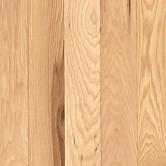 Mohawk Barrymore Hickory Natural 3 4 Inch Thick X 3 1 4