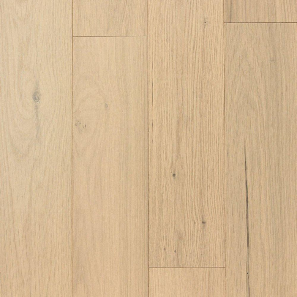 6 Inch Casestillian Oak Glacier Wire Brushed 1/2 Inch Engineered Hardwood Flooring (14.8  Sq.Ft./...
