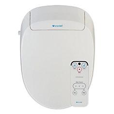 Swash 300 Bidet Toilet Seat-Round White