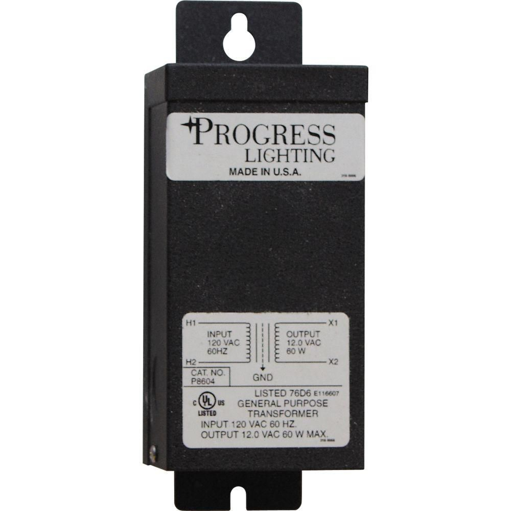 60-watt Accessory Lighting Transformer