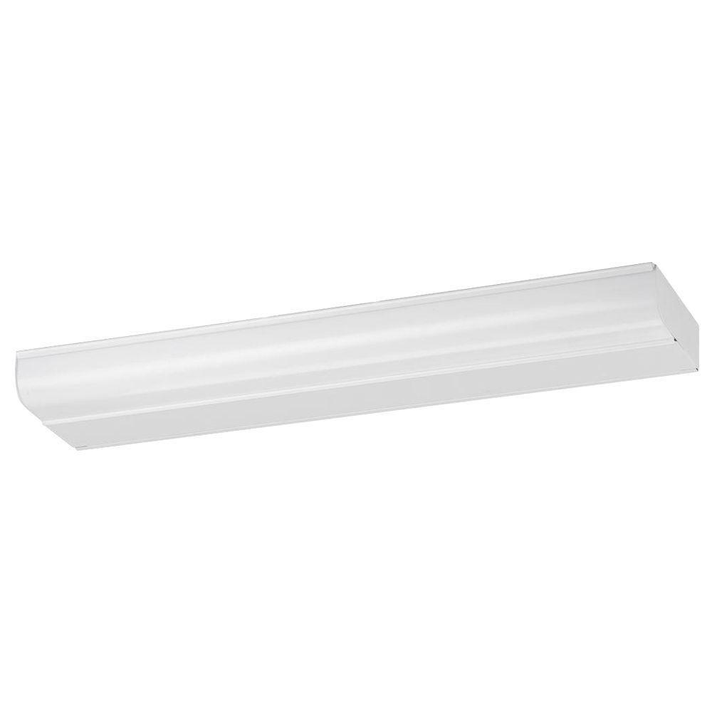Progress Lighting Closet Light 1-light Fluorescent Strip