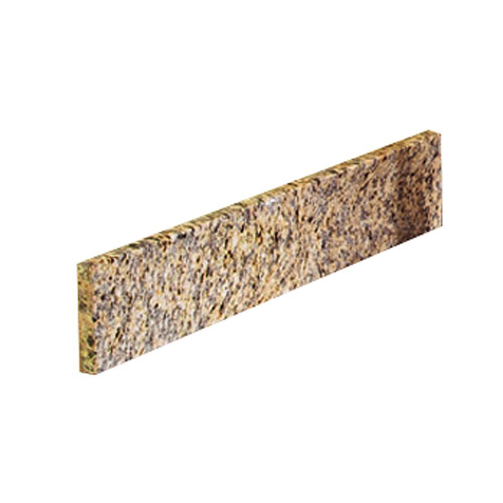 Montesol Granite Side Splash - 20 Inch