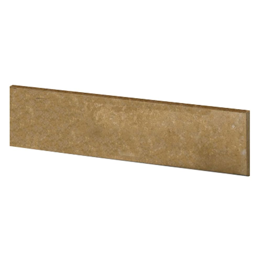 Noche Rustico Travertine Side Splash - 21 Inch