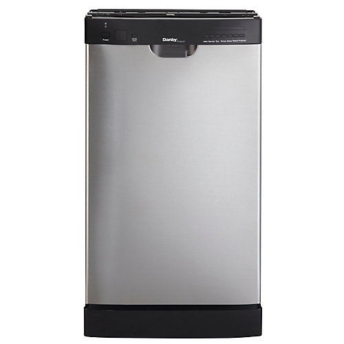 18 Inch Stainless Built-In Dishwasher - DDW1899BLS